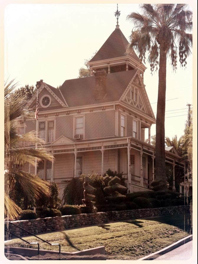 The Cohn Mansion, Folsom
