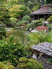 Japanese Tea Garden, SF