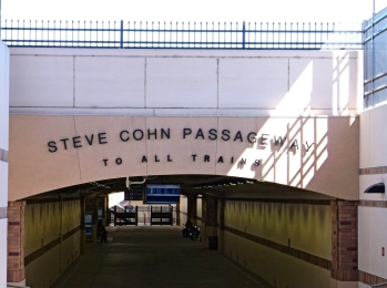 Sacramento Valley Station