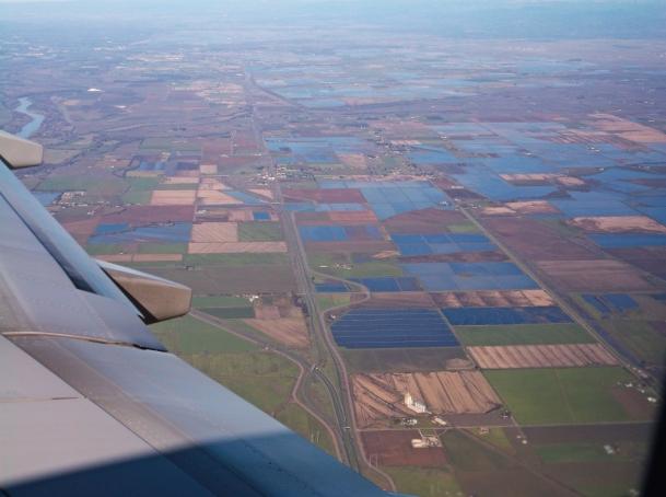 Sacramento Valley agriculture