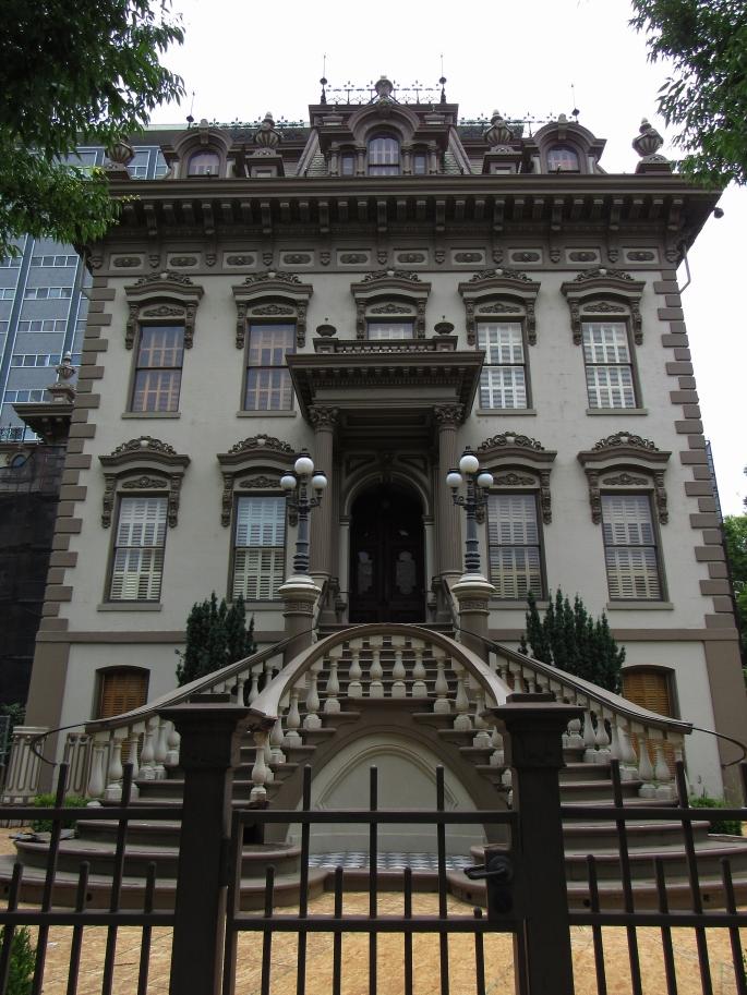 Leland Stanford Mansion