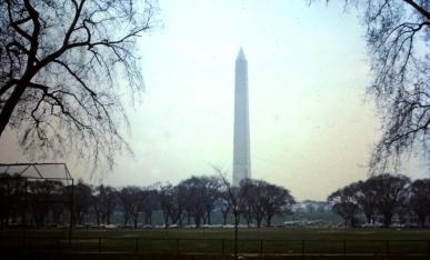 Washington Monument, 1951