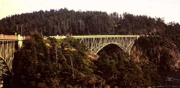 Deception Pass Bridge, WA