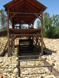 Sutter's mill replica