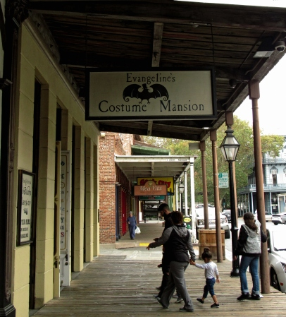 Evangeline's has been in Old Sacramento since 1974