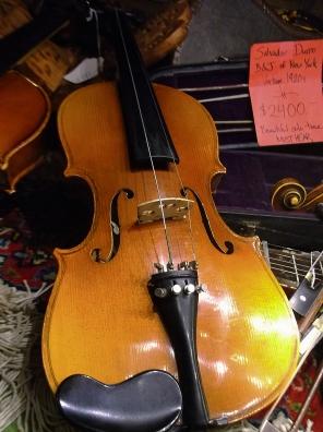 1920s era violin