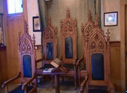 Historic chairs